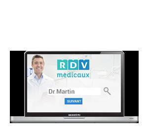 Prises de RDV Internet